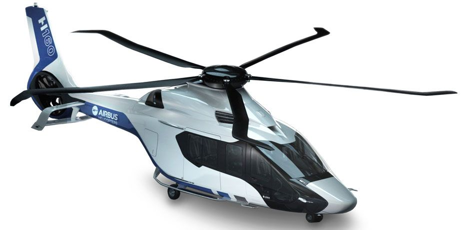 Helicopter Composite Parts Production