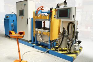 customized laboratory press system for composites by pinette pei