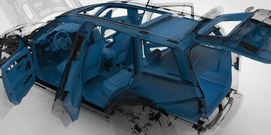 solutions industrie automobile pieces interieur composites pinette