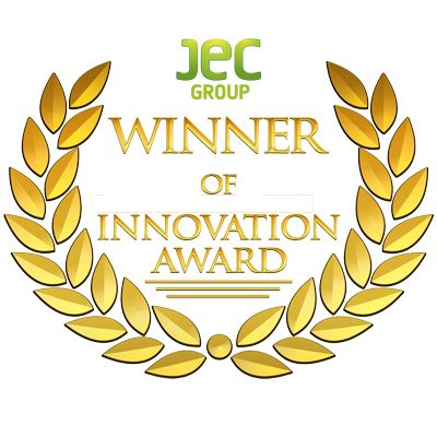jec innovation award for fast RTM technology platform