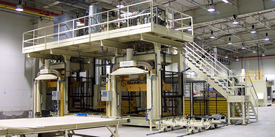 Polyurethane PUR Foaming systems & automated solutions